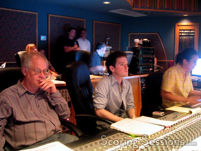 Bruce Fowler, Stephen Barton, and Joel Iwataki
