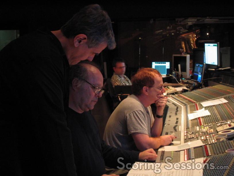 Steve Bartek, Edgardo Simone, and Danny Elfman