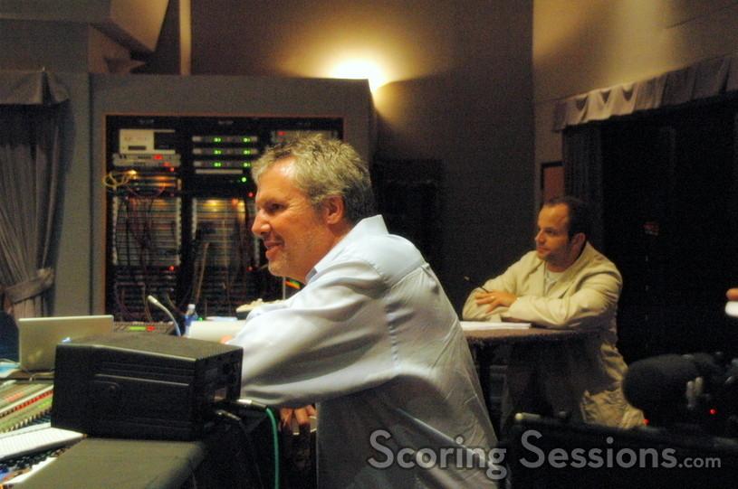 New Line Music executives Paul Broucek and Robert Bowen