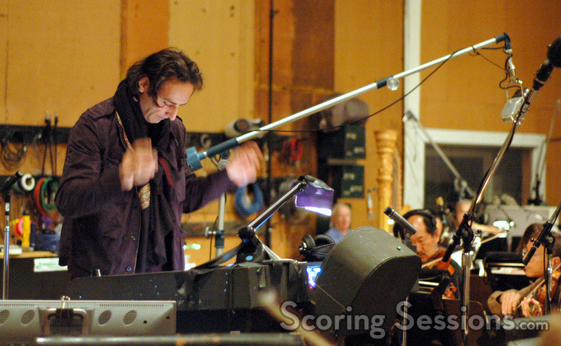 Alexandre Desplat conducts the Hollywood Studio Symphony