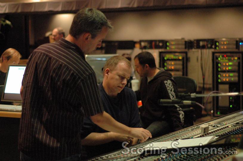 Kevin Kliesch and Ed Shearmur