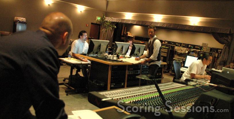 Music editor Joe Lisanti talks with composer Brian Tyler