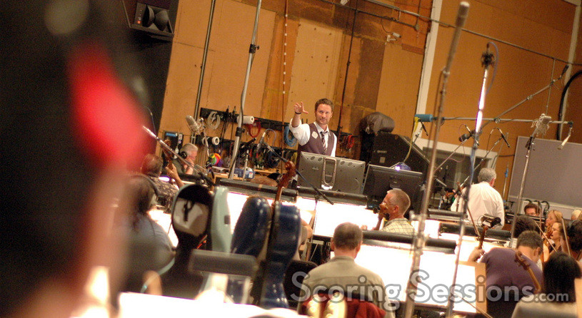 Brian Tyler conducts <i>Eagle Eye</i>