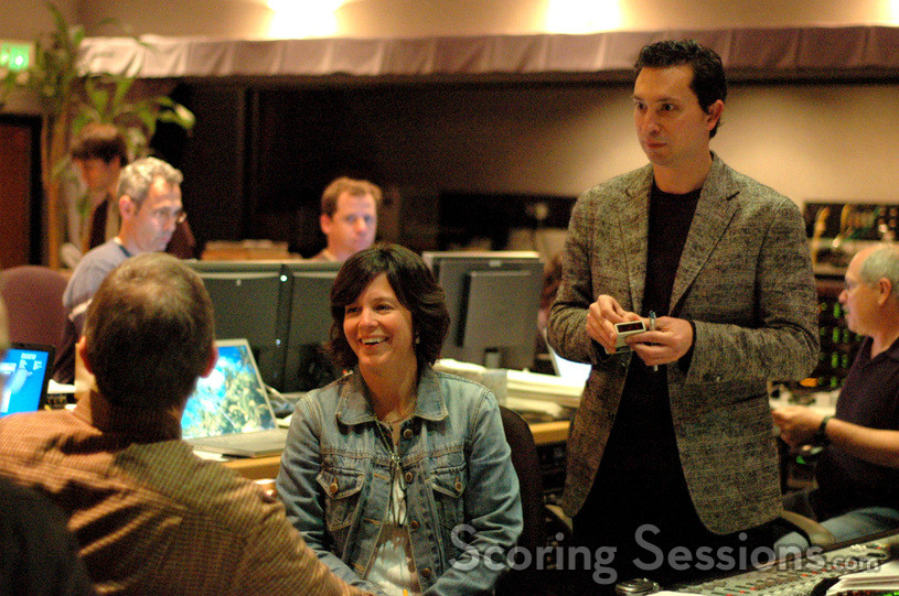 Director Peggy Holmes and composer Jim Dooley talk with Disney exec Matt Walker