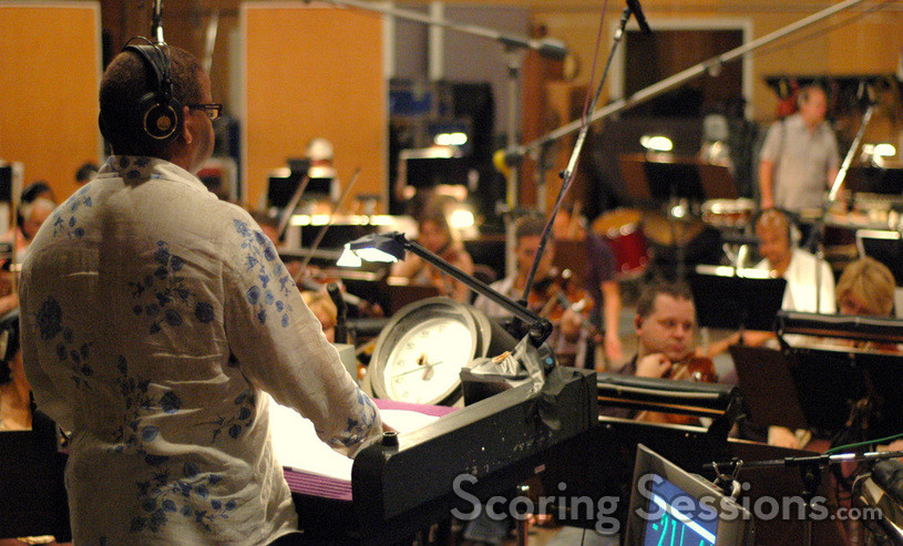 Terence Blanchard conducts the Hollywood Studio Symphony