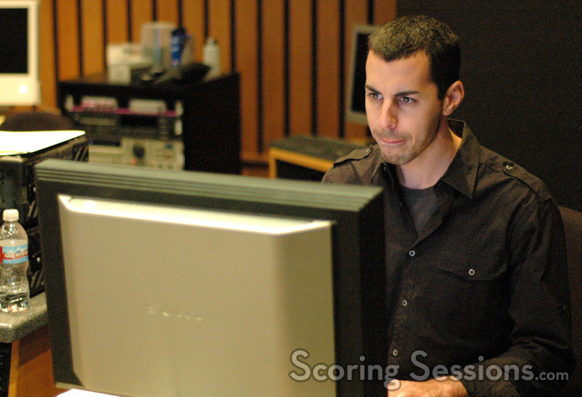 Assistant engineer Paul Smith