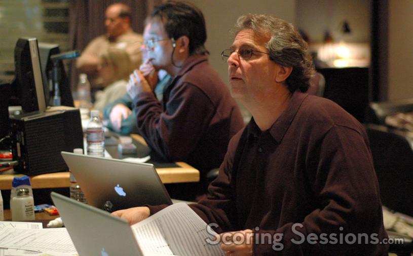 Curt Sobel and Larry Mah