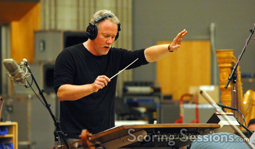 John Debney conducts the Hollywood Studio Symphony