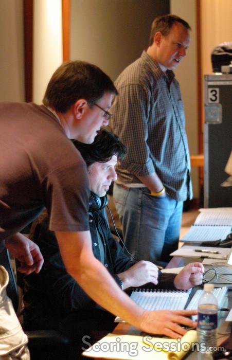Ryan Robinson, Robbie Boyd and Erik Swanson