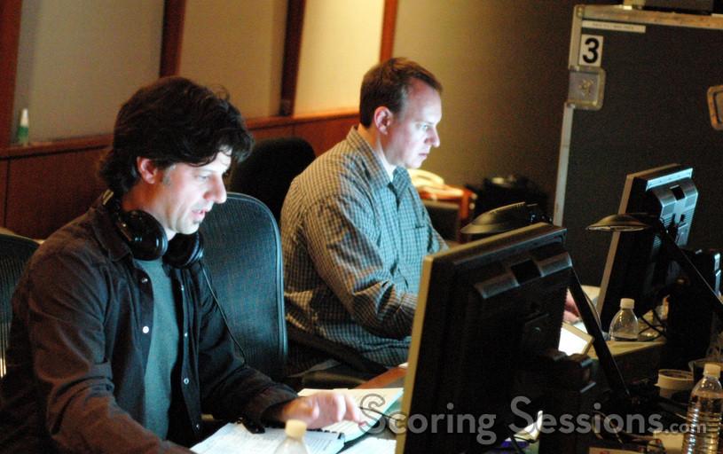 Robbie Boyd and Erik Swanson