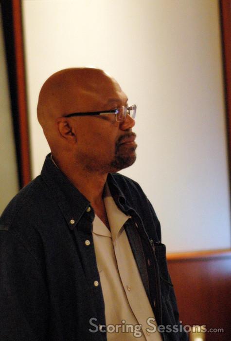 Music librarian Booker White