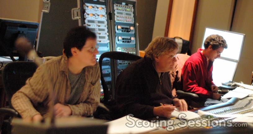 Trevor Rabin, Steve Kempster and Tom Hardisty