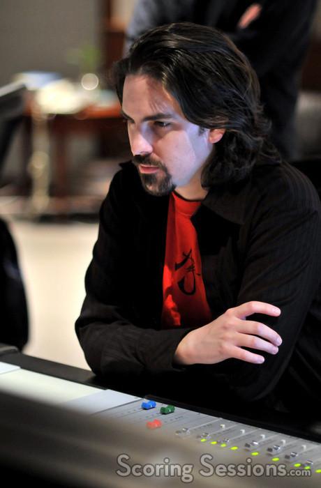 Composer Bear McCreary