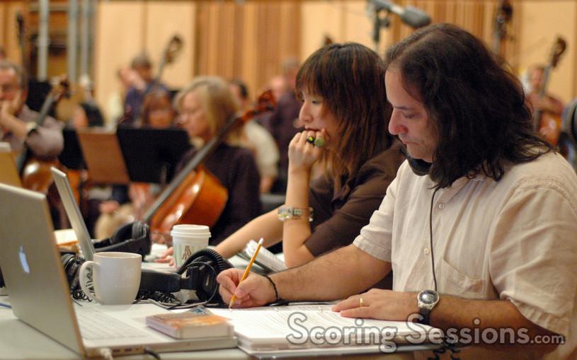 Orchestrators Dana Niu and Robert Elhai