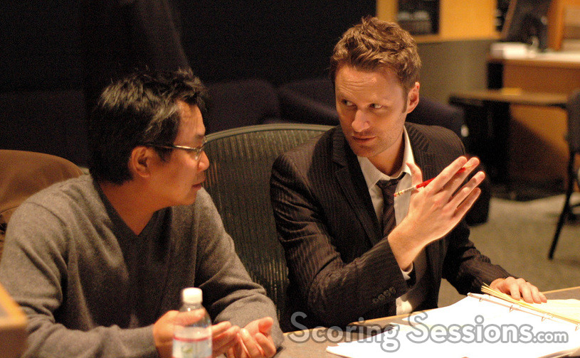 Director James Wong and composer Brian Tyler discuss a cue