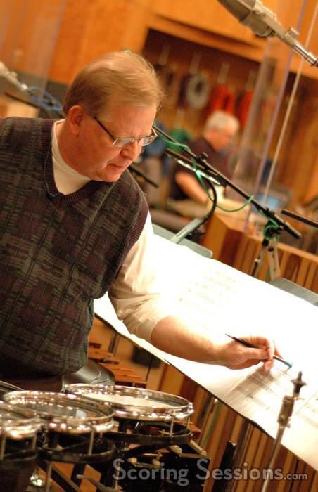 Percussionist Don Williams