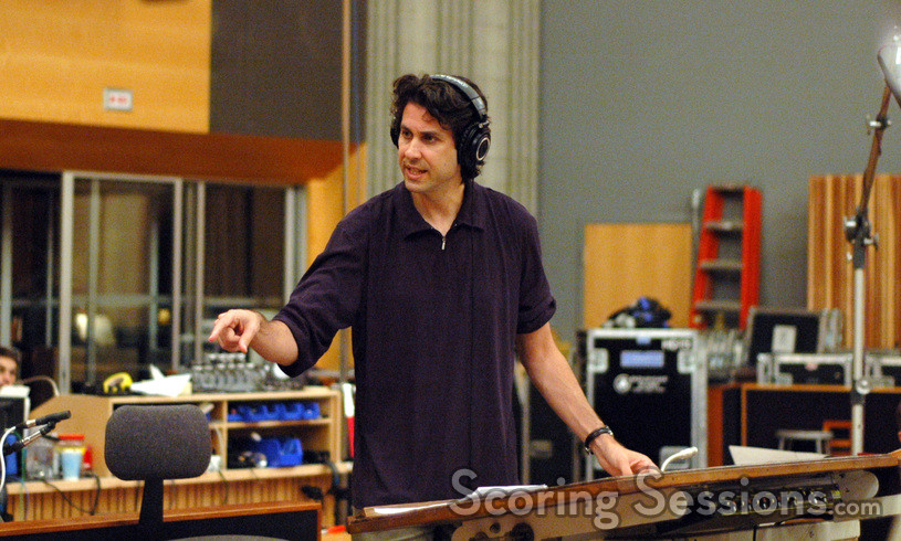 Cliff Eidelman talks with the cello section