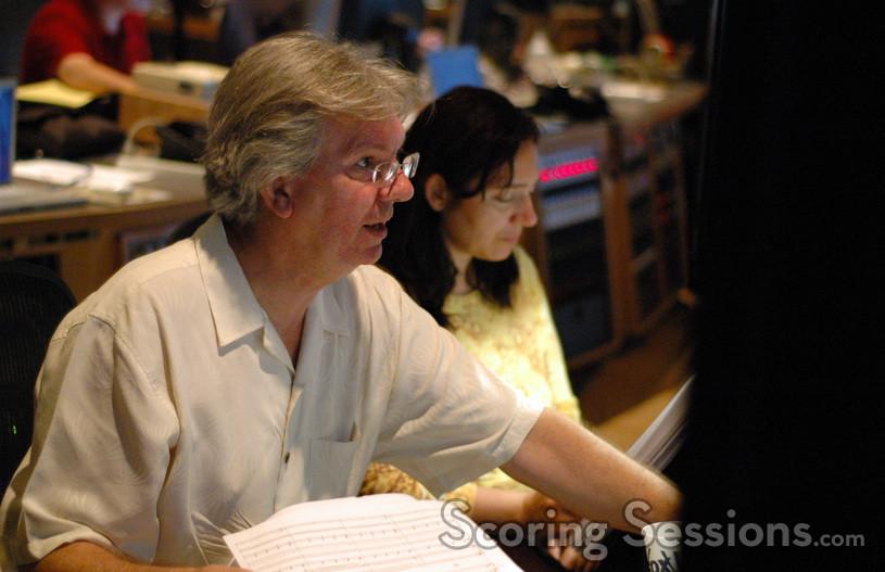 Orchestrators Patrick Russ and Penka Kouneva