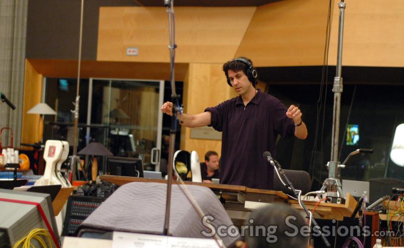 Cliff Eidelman conducts the Hollywood Studio Symphony