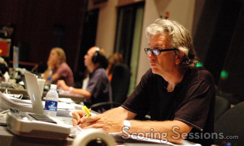 Music librarian Mark Graham