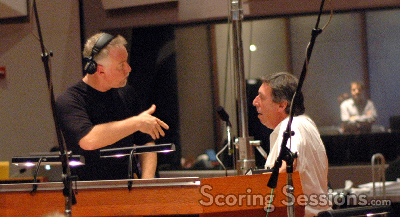 John Debney speaks with executive producer Ivan Reitman