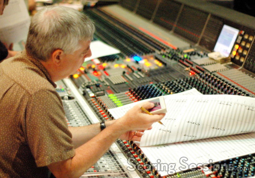 Orchestrator Dave Metzger