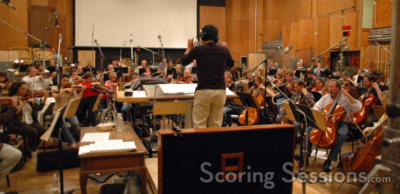 Wataru Hokoyama conducts the Hollywood Studio Symphony