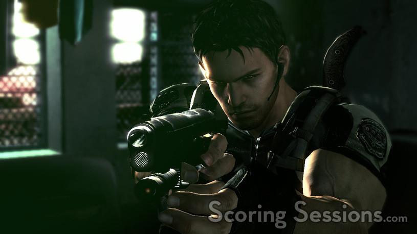 Kota Suzuki Scores Resident Evil 5 In Los Angeles