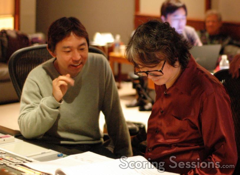 Kan Hashimoto and Masamichi Amano