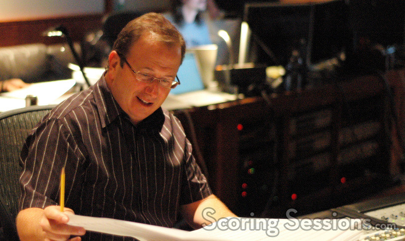 Score producer Peter Rotter