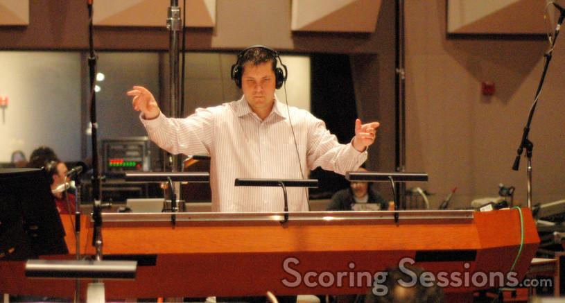 Jasper Randall conducts