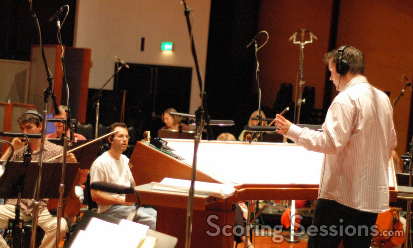 Jasper Randall conducts <i>The Secrets of Jonathan Sperry</i>