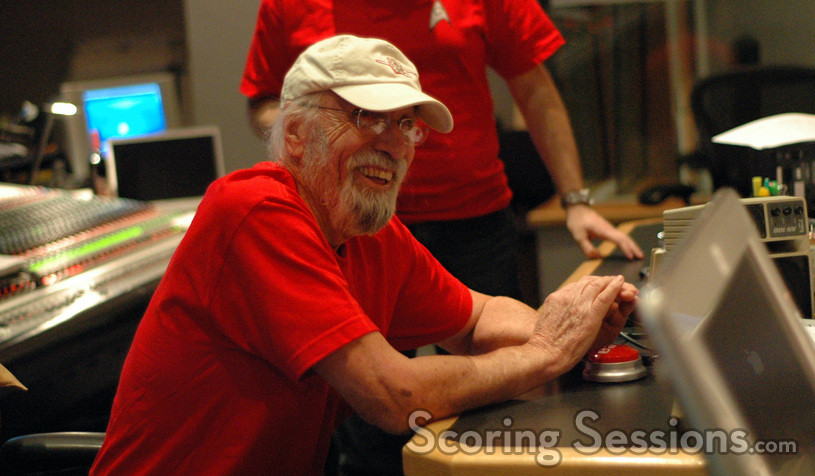 Scoring mixer Dan Wallin