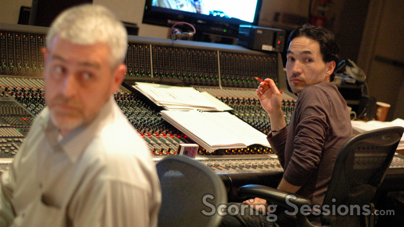 Jeff Biggers and Steve Jablonsky