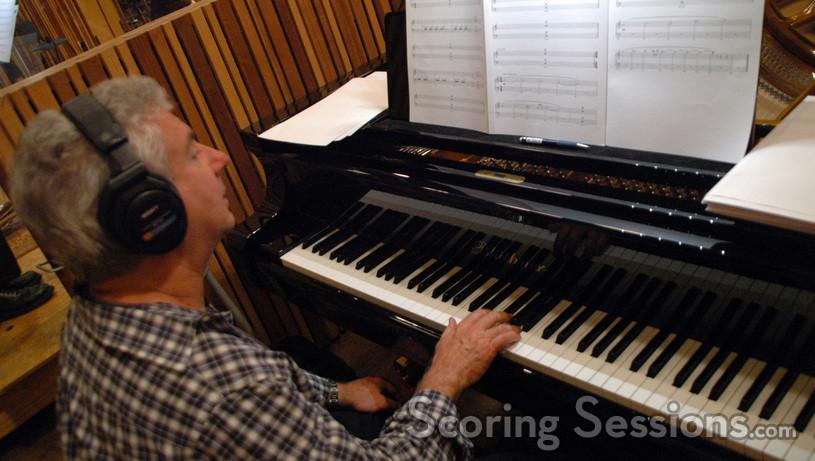 Tom Ranier on piano