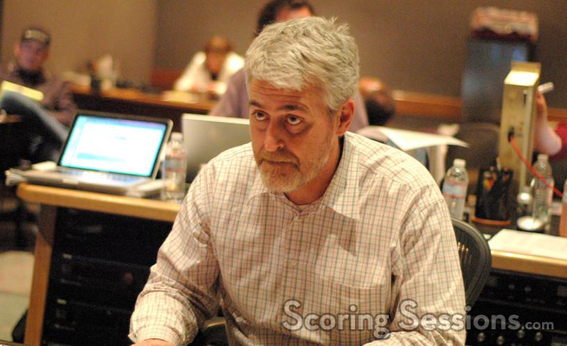 Scoring mixer Jeff Biggers
