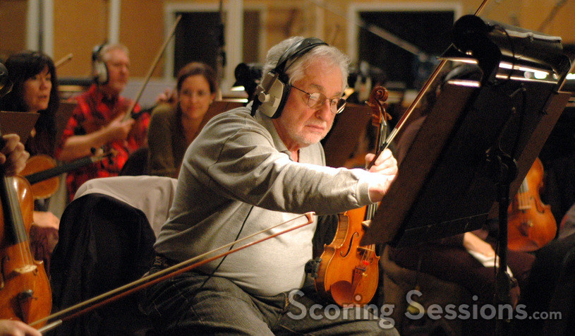 Concertmaster Endre Grenat