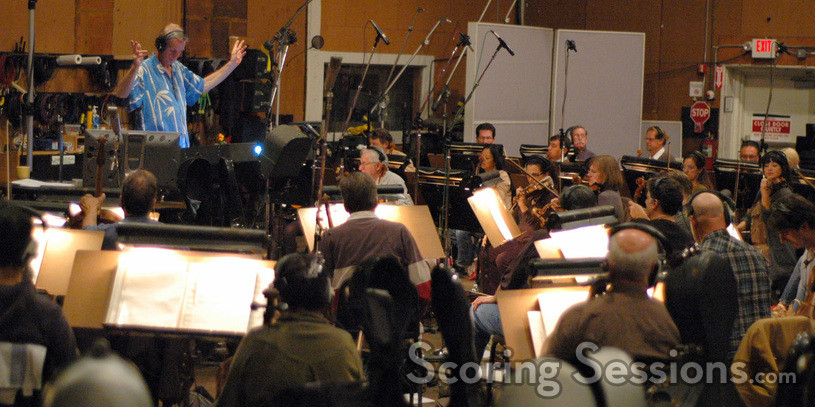 Nick Glennie-Smith conducts <i>A Nightmare on Elm Street</i>