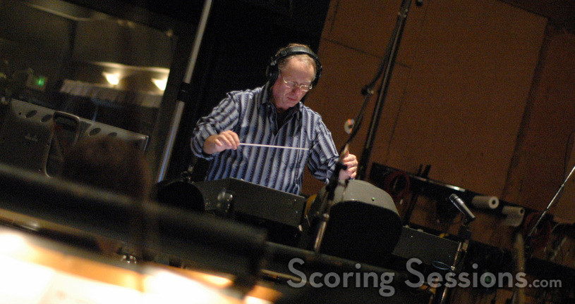 Joel McNeely conducts <i>Tinker Bell and the Great Fairy Rescue</i>
