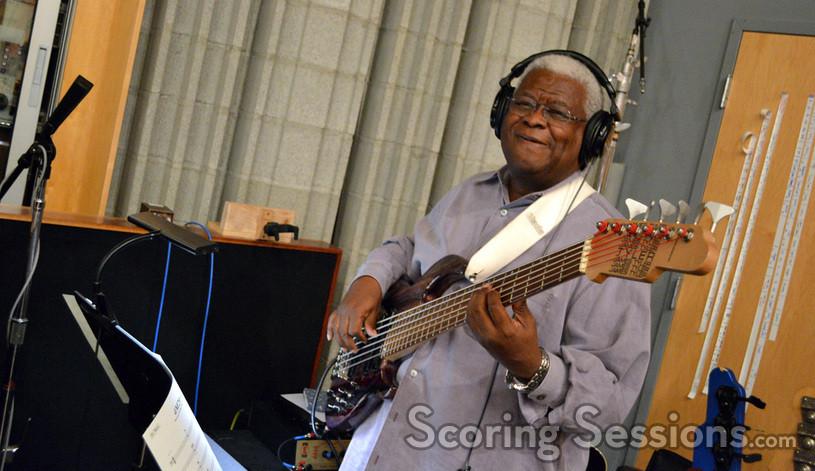 Abe Laboriel Sr. on bass