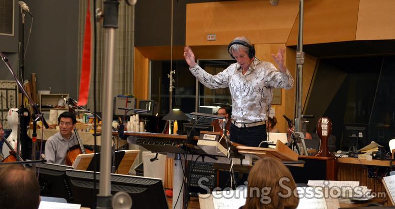 Nick Glennie-Smith conducts the Hollywood Studio Symphony