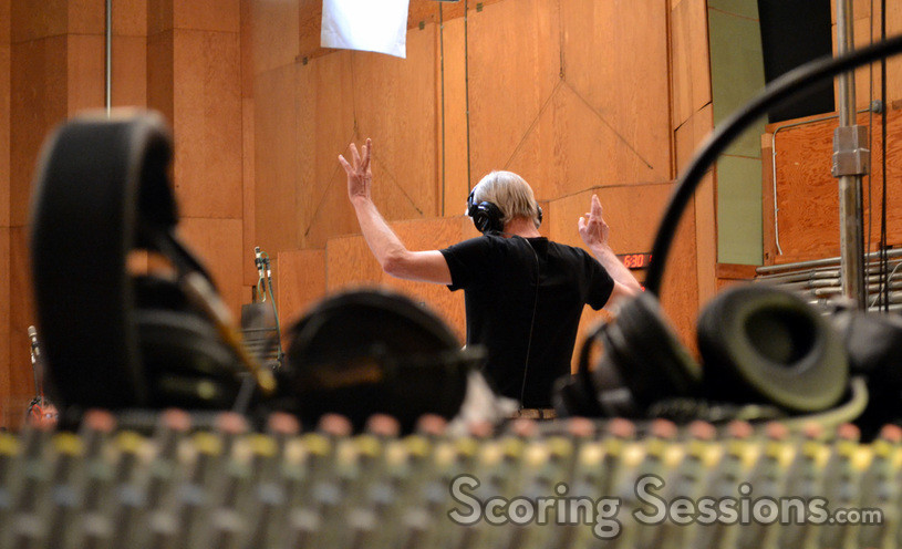 Nick Glennie-Smith conducts <i>The Smurfs</i>