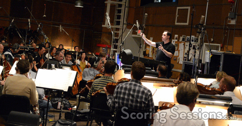 Joe Kraemer conducts the Hollywood Studio Symphony