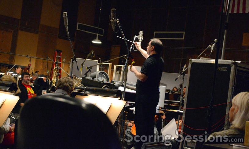 Joe Kraemer conducts <i>Jack Reacher</i>