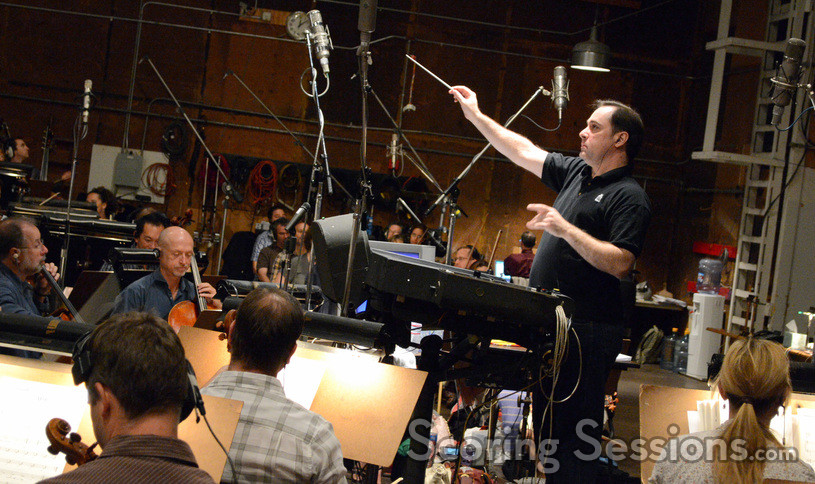Joe Kraemer conducts <i>Jack Reacher</i>