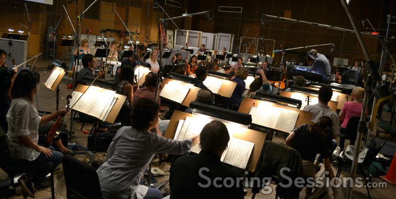 Gordon Goodwin conducts the Hollywood Studio Symphony
