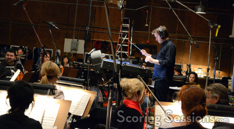 Atli Orvarsson conducts <i>Hansel & Gretel: Witch Hunters</i>
