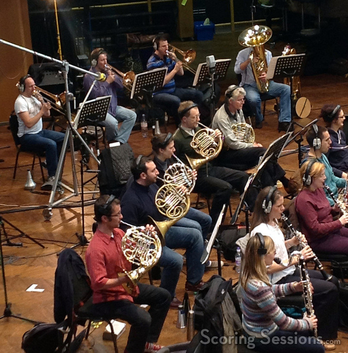 Members of the Philharmonia Orchestra