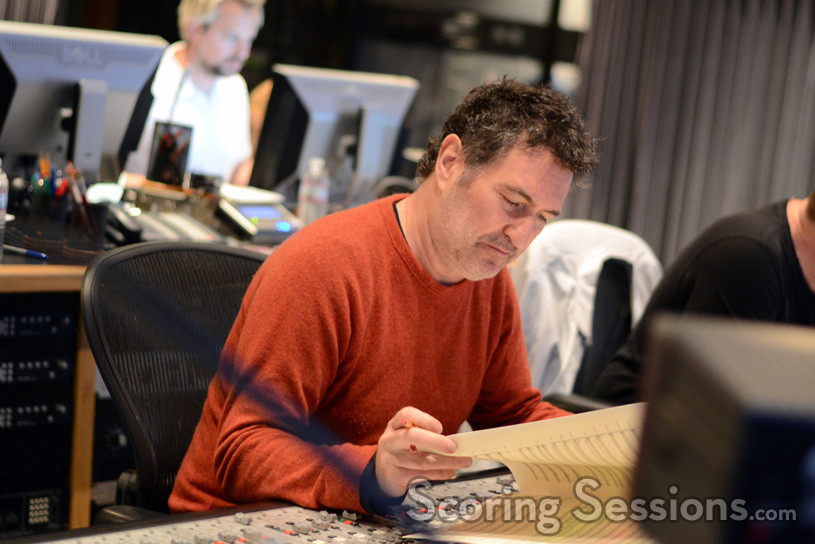 Composer Harald Kloser reviews the score