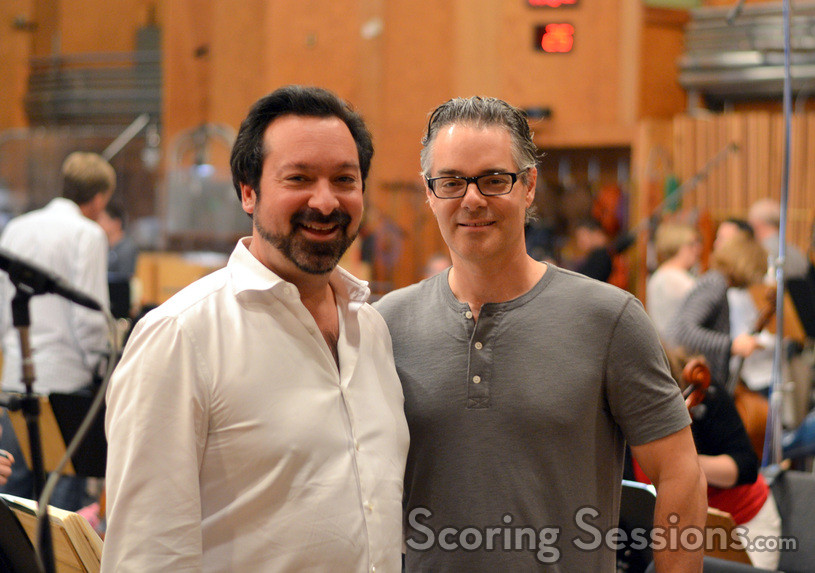 Director James Mangold and composer Marco Beltrami